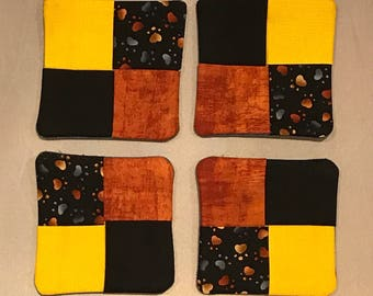 Criss-Cross Coasters