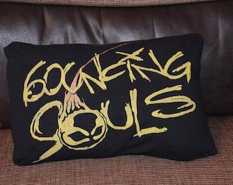 Bouncing Souls cushion