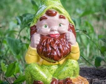 Pondering Garden Gnome