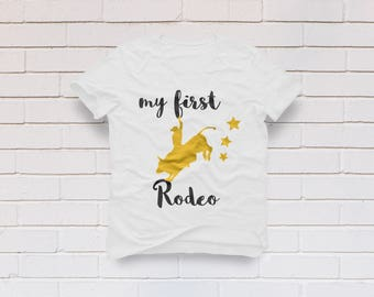 My first Rodeo svg, Rodeo svg, Country svg, Western svg, Svg for Boy, Bull svg, Cowboy svg, Cricut, Cameo, Clipart, Svg, DXF, Png, Pdf, Eps