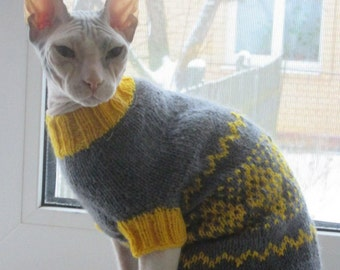 Sweater for Sphinx