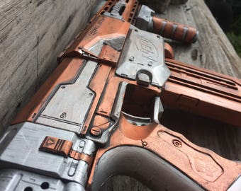 Steampunk Gun Perfect For Cosplay (Nerf Retaliator)