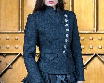 Lieutenant Jacket (Torridon Tweed)