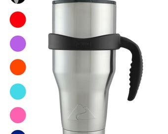 40 Oz Tumbler Handle - Fits Ozark Trail 40 Oz, New RTIC 40 Oz, Pure 40 Oz And More - (Handle Only)