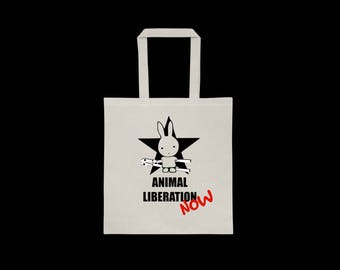 Animal Liberation Now tote