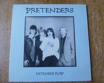 Vinyl: The Pretenders EP