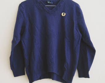 Vintage Fred Perry Pullover