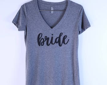 Bride Gift. Bride Shirt. Bachelorette Party. Bridal Party. Bridal Shower Gift. Bachelorette Shirts. Bridal Gift. Bride T-shirt. Bridal Shirt