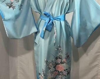 Vintage | Kimono | Made in Japan | 100% Polyester