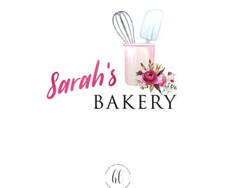 Premade Business Logo Design-Bakery Logo Design