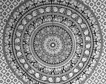 Mandala Tapestry Bohemian Home Decor Mandala Wall Hanging Hippie Tapestry Bohemian Tapestry Bedroom Decor Bohemian Tapestry Wall Tapestries