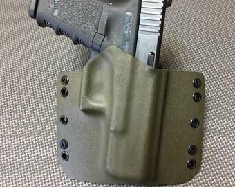 Glock 20/21 Outside Waistband kydex Holster