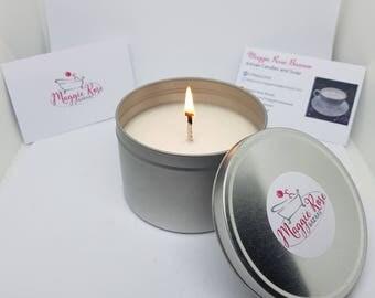 Medium Tin Candle