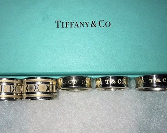 Tiffany & Co Ring: Atlas or 1837