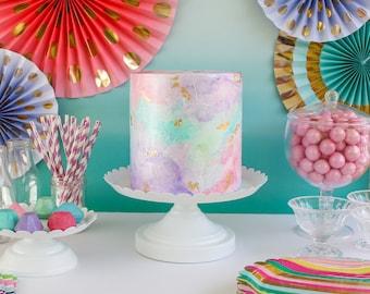 Gem Cake- Fake cake, prop cake, party decor
