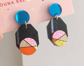 Lena Dangle Earrings