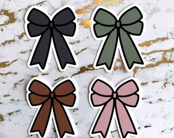 Bow Die Cuts Bundle