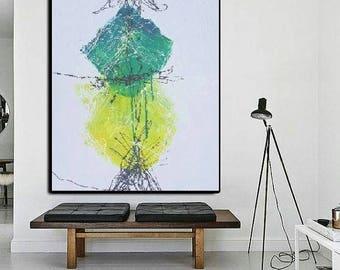 Large Vertical Wall Art large vertical art | etsy