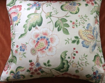 Two Waverley Tree of Life  Designer Colection  pillow covers