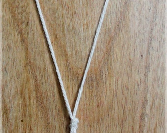 "Collection ""the wild"" necklace Quartz gemstones"