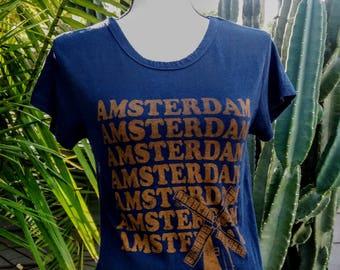 Vintage 90's Amsterdam t-shirt