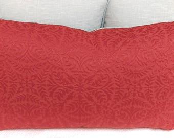 Persimmon Boxed Euro Pillow