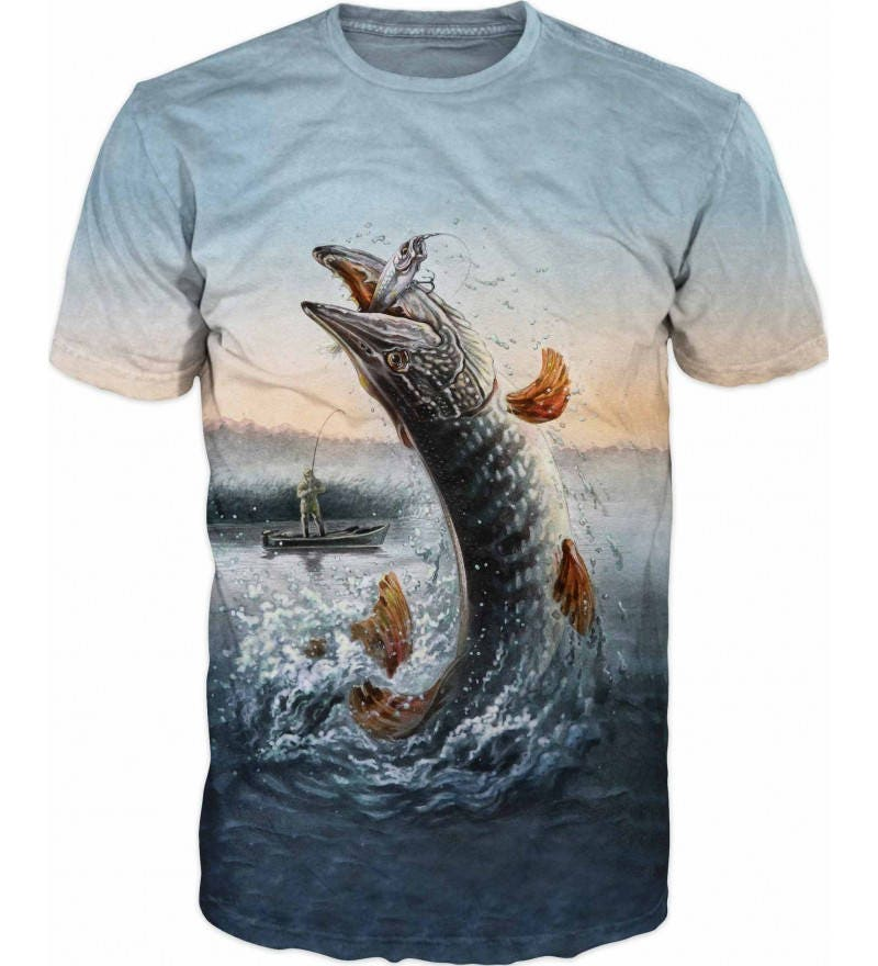 Cool Mens T Shirt 3d Sublimation Printed Hobby