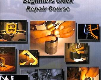 Beginners Clock Repair Course DVD (Used)