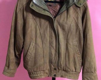 Wilson bomber jacket | Etsy