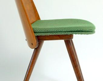 Iconic Vitange Chairs, Set of 4, by designer F. Jirak. Midcentury design.