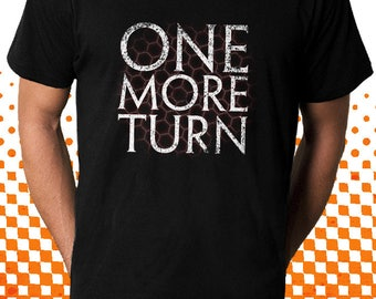 Civilization T-Shirt   One More Turn