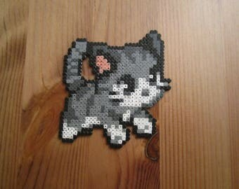 Pixel Art/beading - {pet} - kitten
