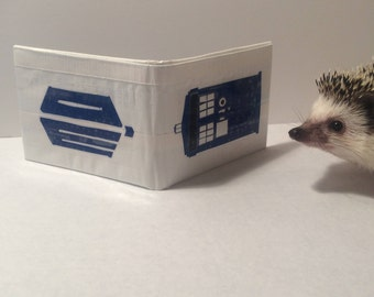 Duct Tape Doctor Who Bifold