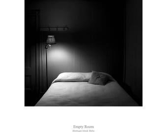 Empty Room - Monhegan Island, Maine