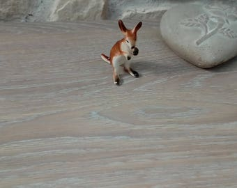 Animal miniature Kangaroo decor