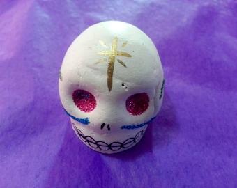 Día de los Muertos skull