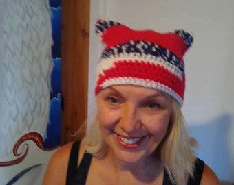 Patriotic P Hat