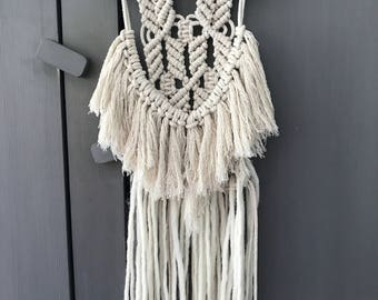 little big  - macrame wall hanging
