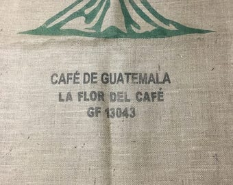 Burlap Coffee Sack New