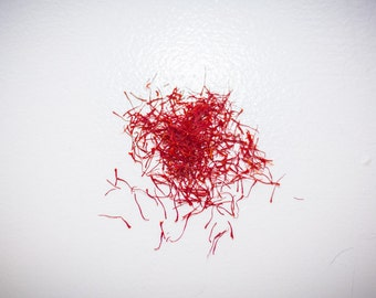 Saffron Threads, Not on Sale, For Your Needs 1 gram