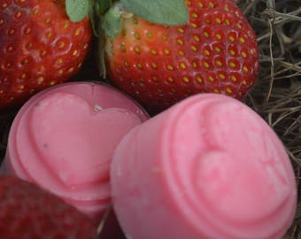 Soy Wax Melts - Berry Scents