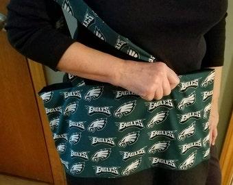 Philadelphia Eagles tote bag