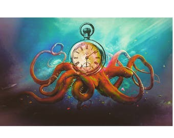 Time beneath the sea