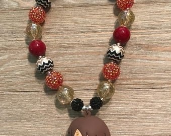 Harry Potter Inspired Gumball Necklace