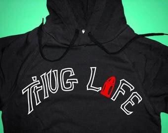 Thug Life Unisex Hoodie