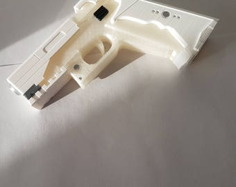 Ghost in the Shell inspired gun replica | major thermoptic cosplay | costume prop weapon | anime
