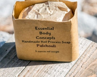 Patchouli Soap 5 oz