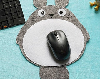 DIY Kit Totoro Mouse Pad