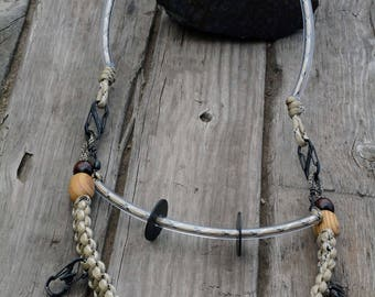 """Professional 3-in-1 Fishing/Hunting Lanyard """"The Colorado River"""" Forest"""
