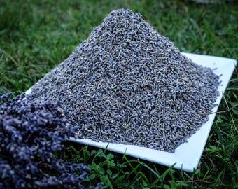 2 lb/907g  Scented Lavender Flowers - 2017 Provence Harvest - Lavender Buds - Crafting - Potpourris - Loose Lavender - Wedding Favors